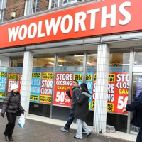 Woolworths Begin Store Closures Ahead Of New Year