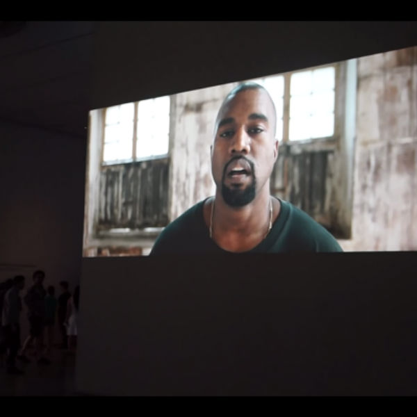 Kanye West All Day I Feel Like That video unveiled at museum