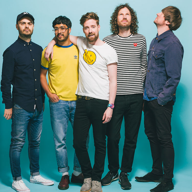 Kaiser Chiefs UK tour 2017, new album 2016, tour dates, tickets