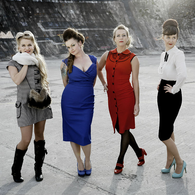 Katzenjammer new album Rockland streamed on Gigwise - listen