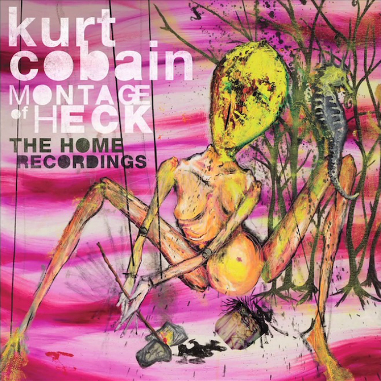 Kurt Cobain new song, Sappy, Montage of Heck