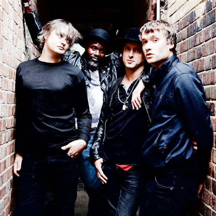 Libertines tour to play Brixton Academy Unity Rocks gig with Rat Boy