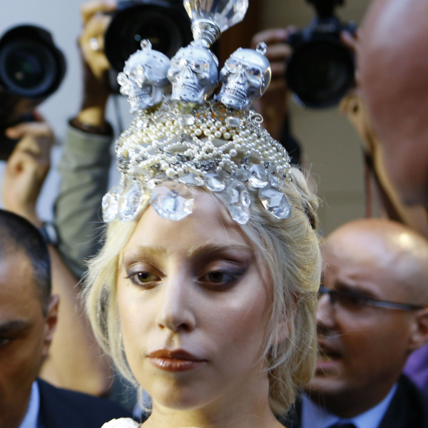 Lady Gaga: 'The world view of Israel is just not reality'