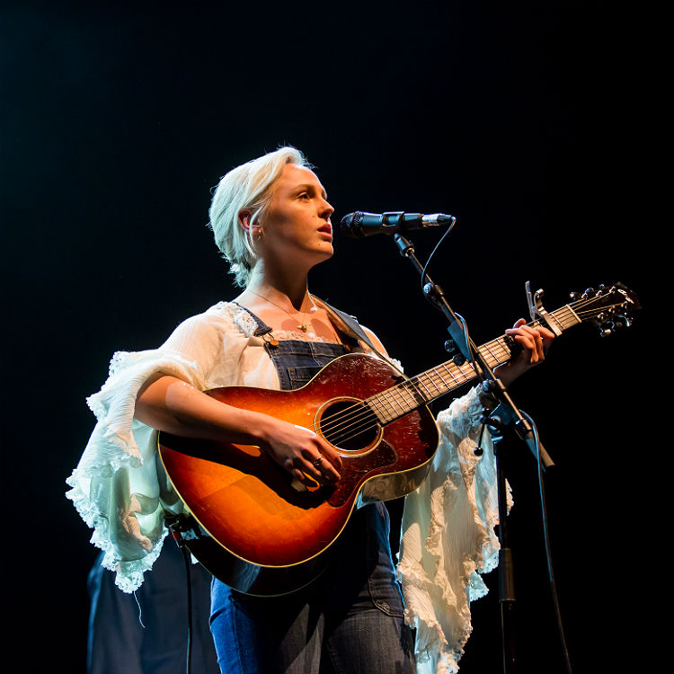 Laura Marling live gig review, Meltdown Festival London