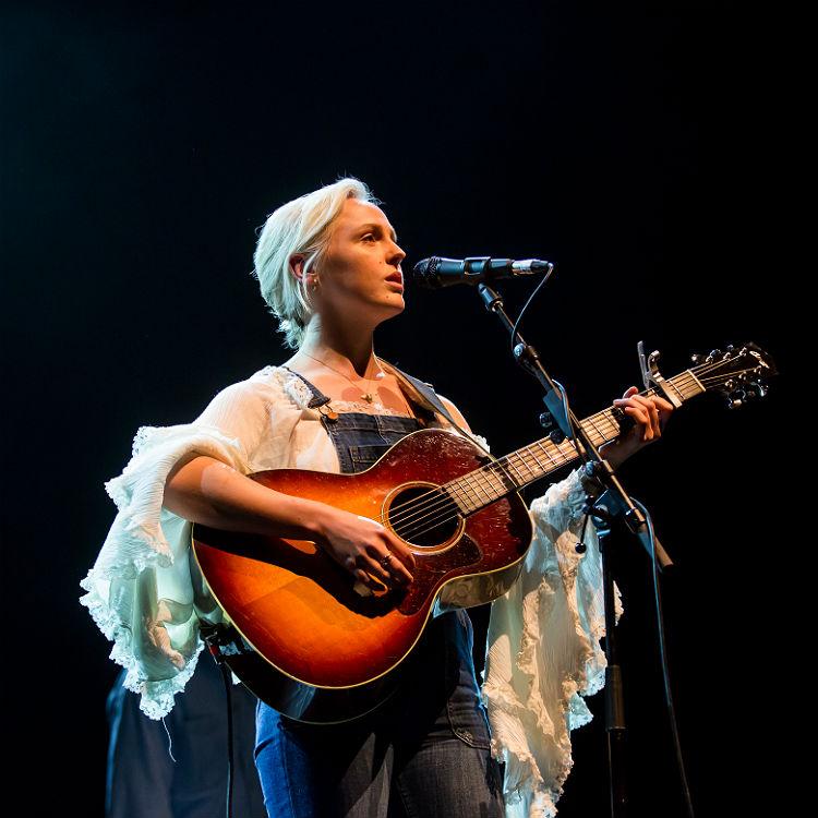 Laura Marling live gig review, Meltdown Festival London