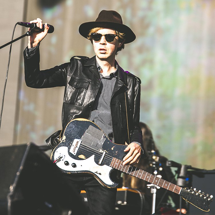 Beck 2016 UK tour date tickets in London and Manchester on sale here