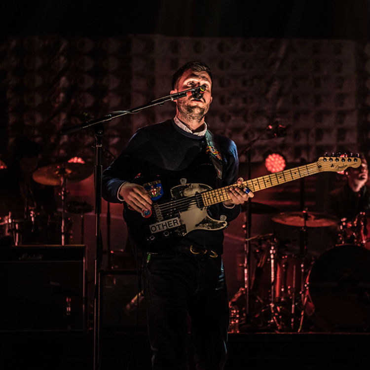 Maccabees live tour gig review, Brixton Academy, London