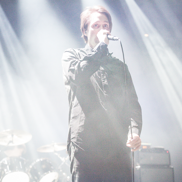 Mew live gig photos from London Roundhouse