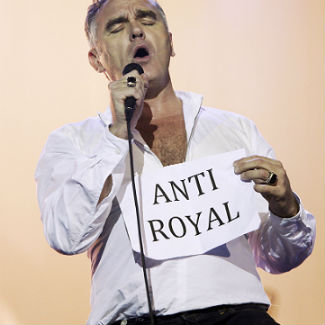 Morrissey: 'England is foul with Olympic patriotism'