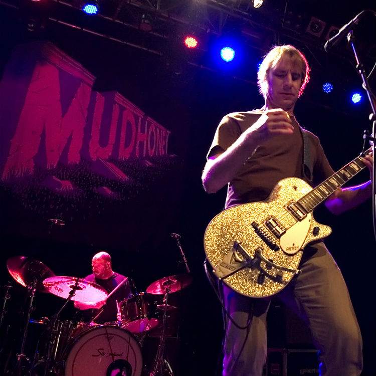 Photos of Mudhoney live at ABC Glasgow