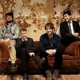 Mumford & Sons top midweek chart with enormous Babel album sales