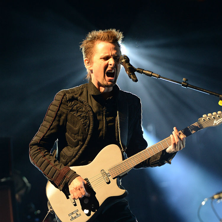 Muse hint at plans for UK arena tour at Big Weekend in Norwich