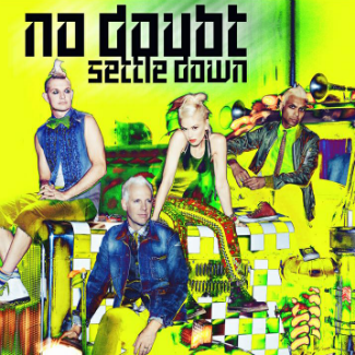 No Doubt reveal cartoonish 'Settle Down' single artwork