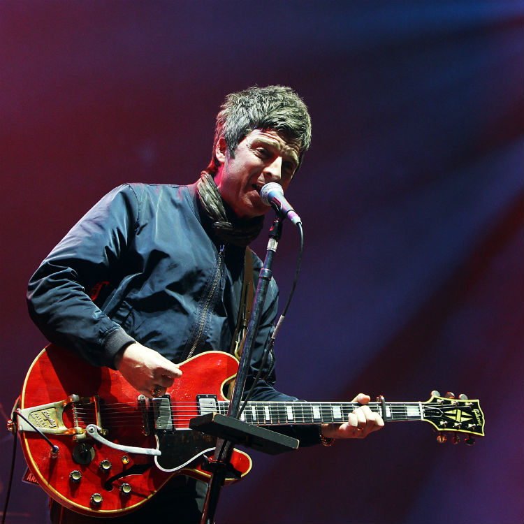 Noel Gallagher claims he wrote better lyrics when he was high