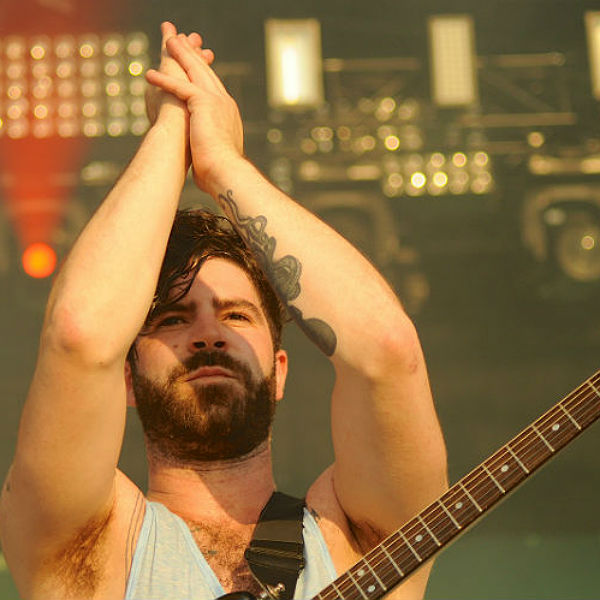Foals debut track from A Knife In The Ocean during Radio 1 session