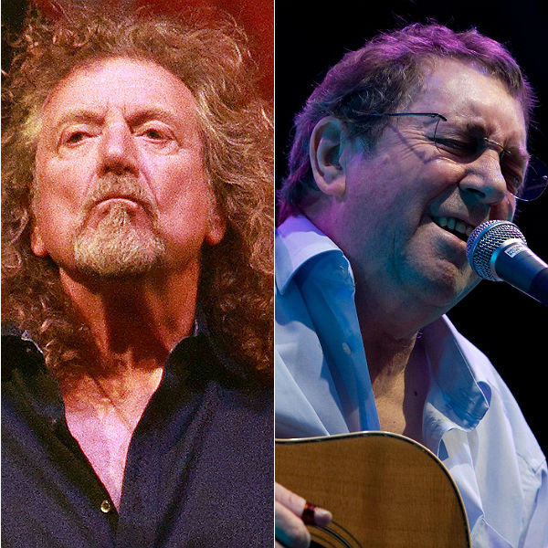 Led Zeppelin's Robert Plant leads Bert Jansch tribute concert