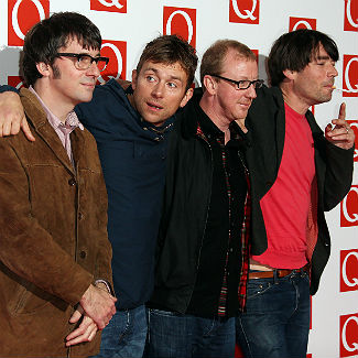 Blur, Kylie, Emeli Sande and more at the Q Awards