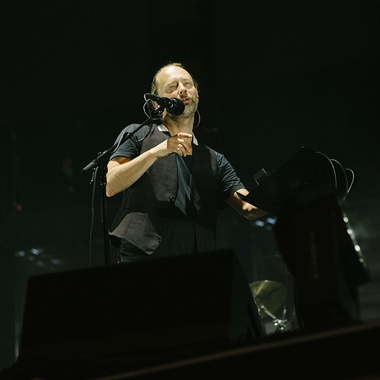 Radiohead have added more music to Spotify and Apple Music