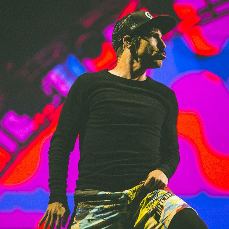 Anthony Kiedis Red Hot Chilli Peppers UK tour Flea 2017 b side best