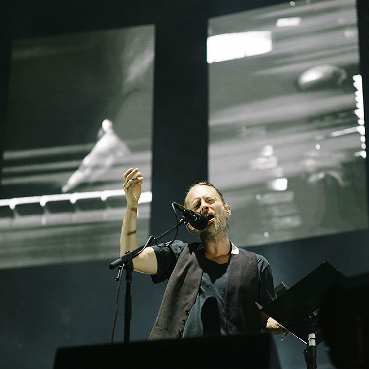 Radiohead new album tour setlist - Let Down for first time in a decade