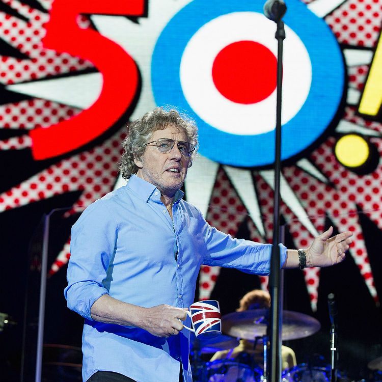 The Who to headline Glastonbury Festival for the first time since 2007