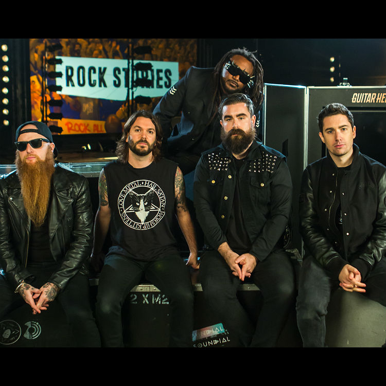 Skindred turn up the volume on tour on new Guitar Heroes Rock Stories