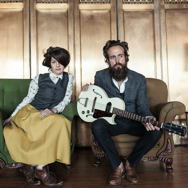 Sam Beam Jesca Hoop interview, new album Love Letters To Fire