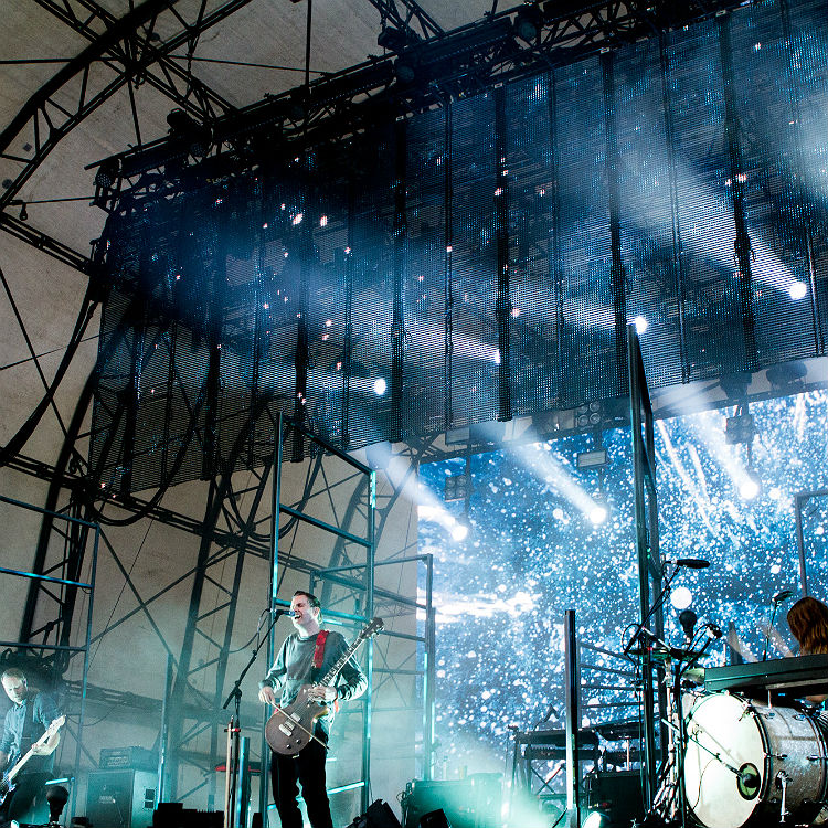 Citadel Festival 2016 - Sigur Ros, Caribou, crowd photos, review, set