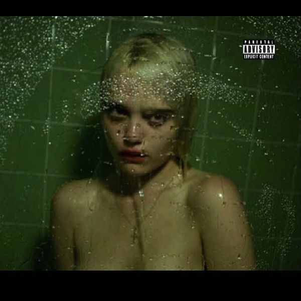 Sky Ferreira appears nude in shower on NSFW debut album cover