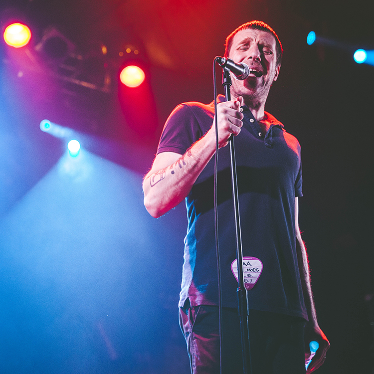 Sleaford Mods Glastonbury set review and photos