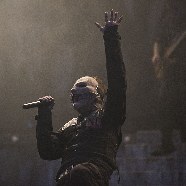 Slipknot photos at Download Festival