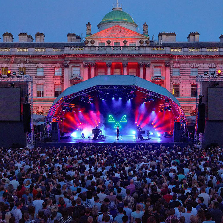 Somerset House Sessions 2015 tickets go on sale