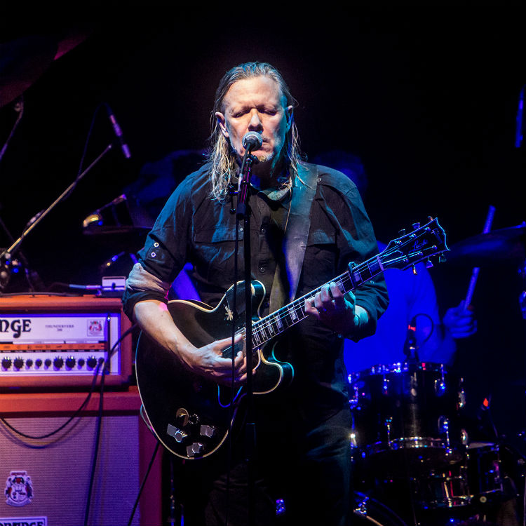 Swans London Roundhouse gig review