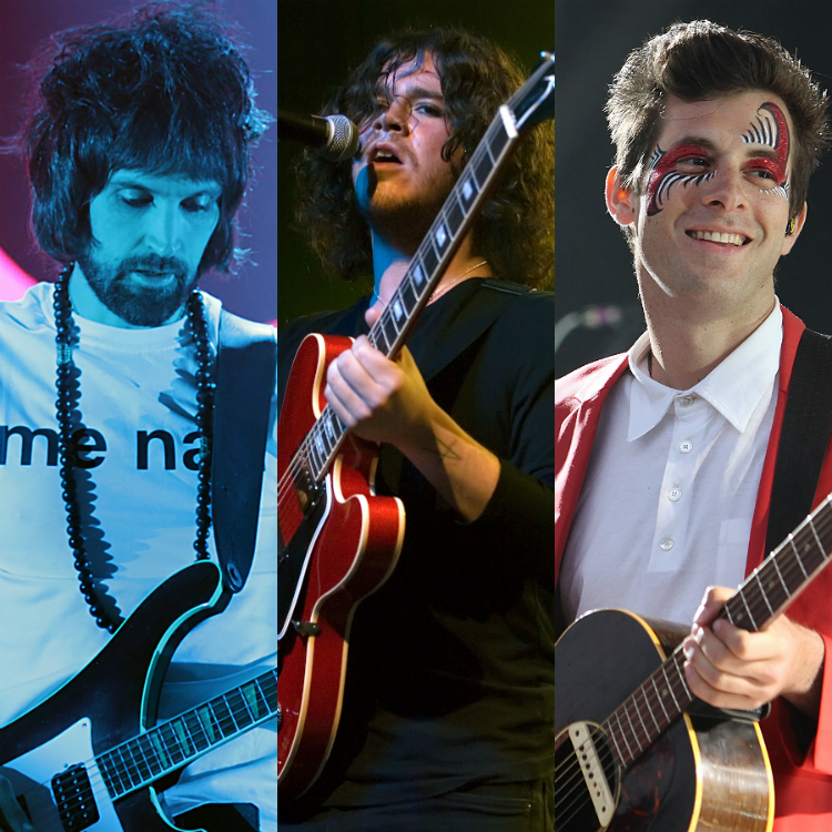 Must-see bands at T In The Park 2015 - Kasabian, Libertines