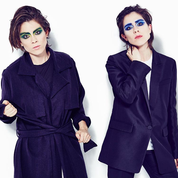 Tegan and Sara speech to LGBT fans on Orlando at London KOKO, setlist