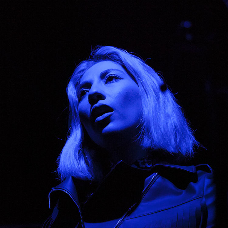 Tei Shi live gig photos from London Red Gallery
