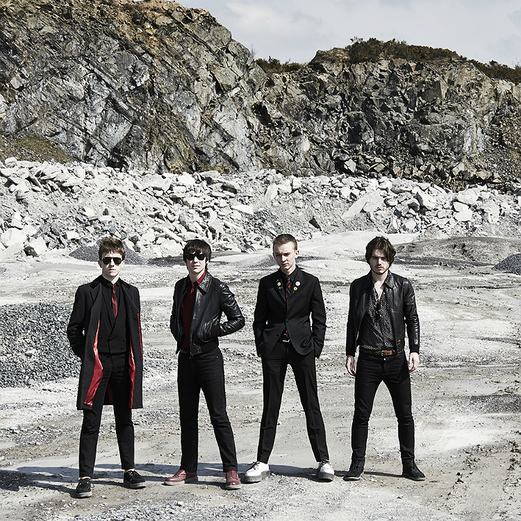 Premiere The Strypes track by track video