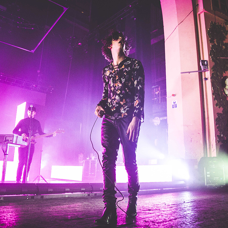 The 1975 Matt Healy wants to sue government over EU referendum