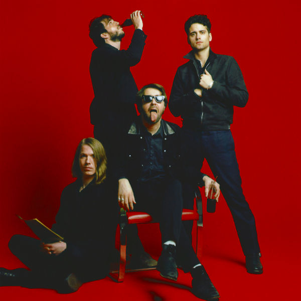 The Vaccines English Graffiti track by track guide - watch