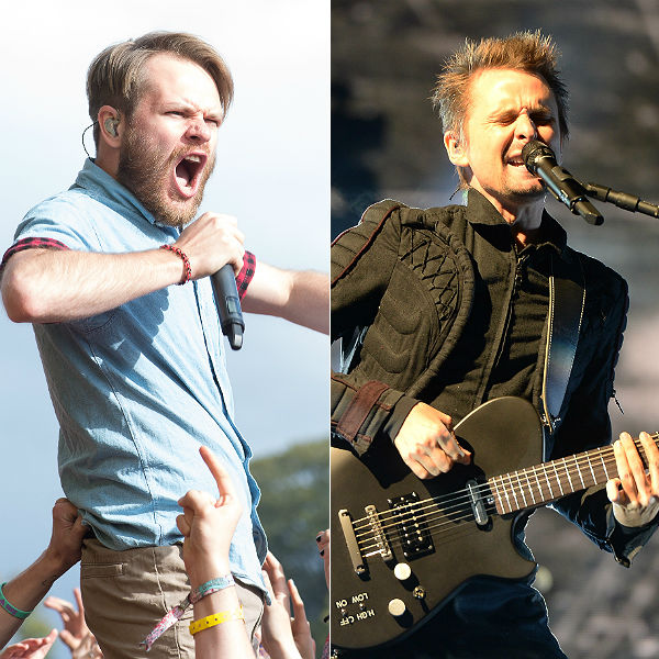 Enter Shikari cover Muse's 'Supermassive Black Hole'