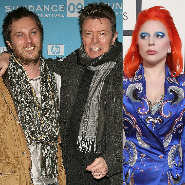 David Bowie son Duncan attacks Lady Gaga Grammy performance watch