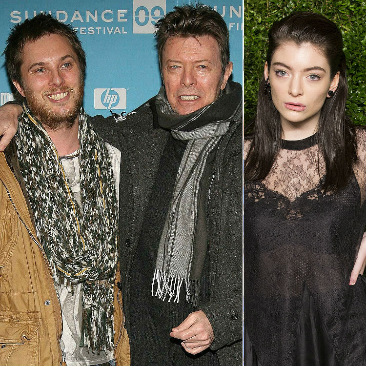 David Bowie son praises Lorde BRIT Awards tribute prefers to Lady Gaga