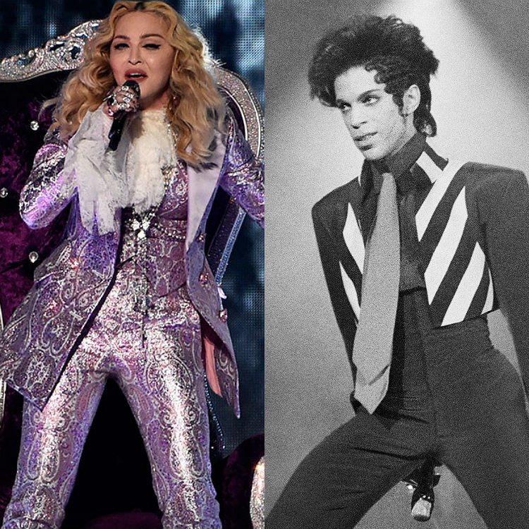 Madonna & Stevie Wonder perform Prince tribute Billboard Awards, watch