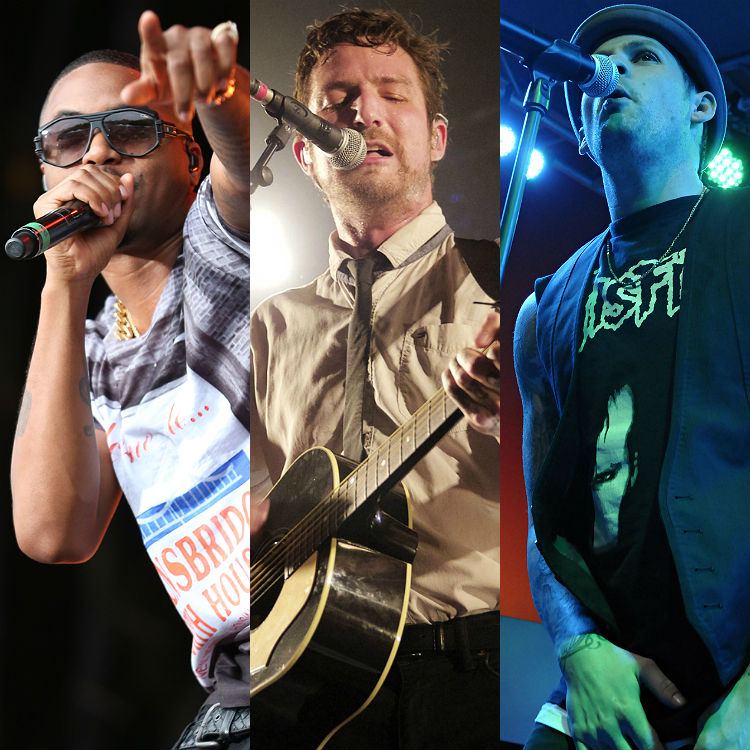 Reading & Leeds festival 2016 adds Nas, Frank Turner + more to line-up