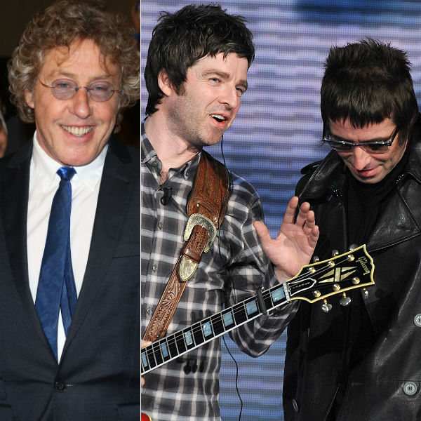 The Who's Roger Daltrey: 'I've got no doubt Oasis will reform'