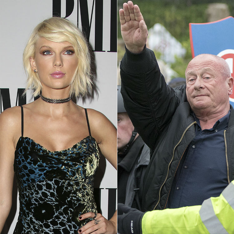Shake It Off - Taylor Swift is a Neo-Nazi goddess, her image and songs