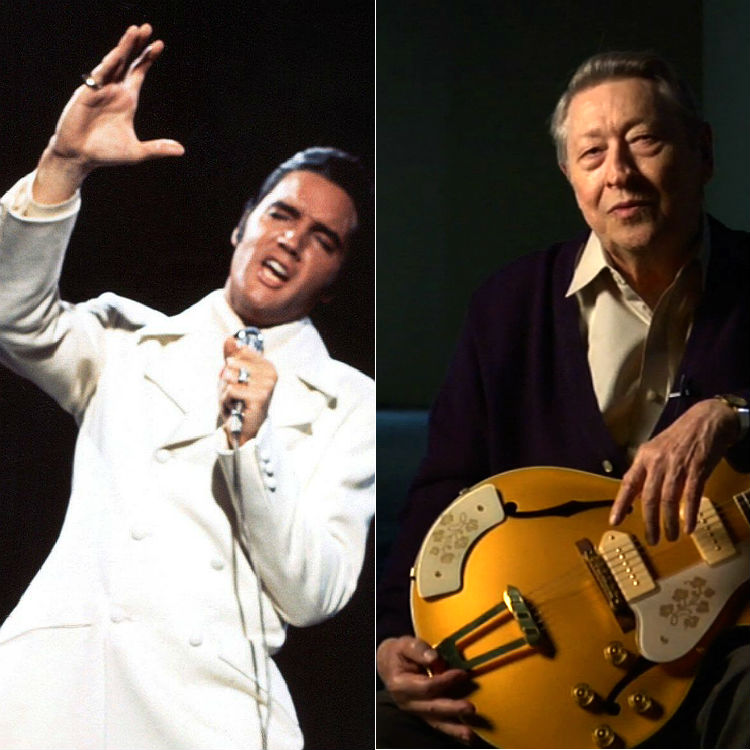 Elvis guitarist Scotty Moore dies, tributes paid to his guitar skill