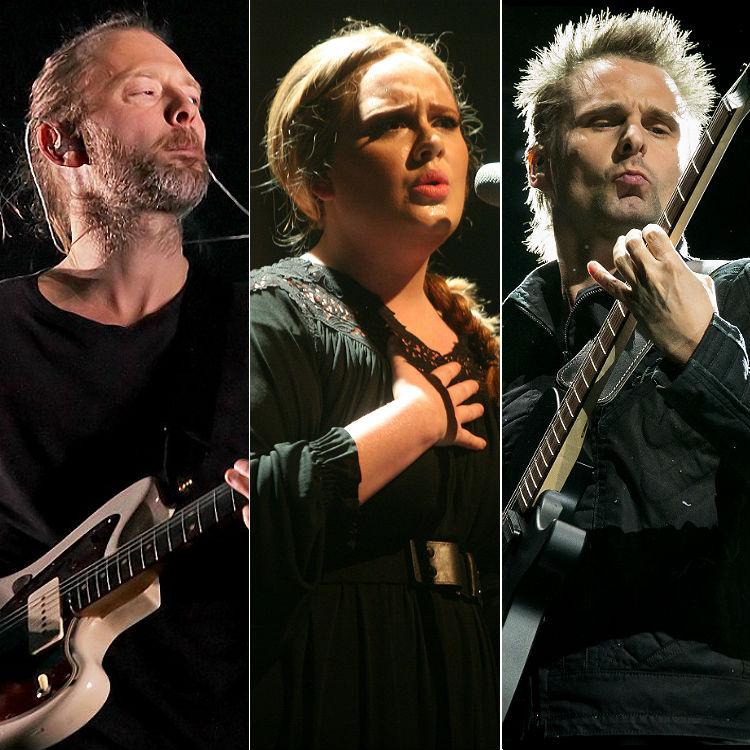 Glastonbury 2016 rumours for headliners, Adele, Foo Fighters, Coldplay