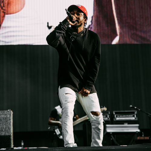 Wireless Festival photos of Kendrick Lamar, Stormzy, Childish Gambino