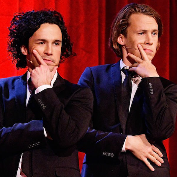 Ylvis: 'Norway doesn't have a problem with fox sex'